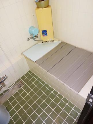 浴室 Before①