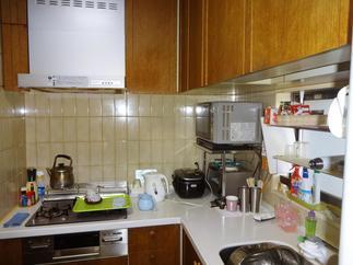 キッチン Before②