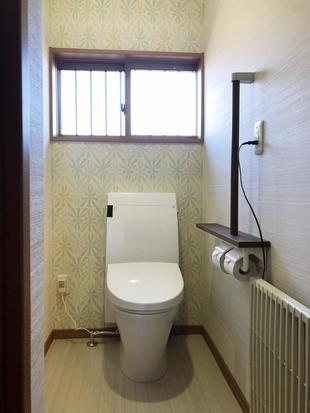 上尾市S様邸 トイレ改修工事