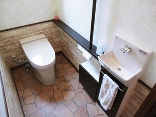 さいたま市T様邸 トイレ改修工事