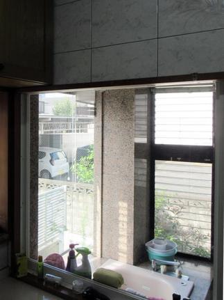 浴室Before②
