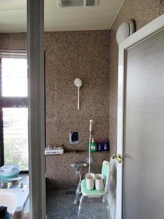 浴室Before③