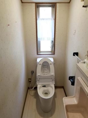 さいたま市M様邸 トイレ交換工事