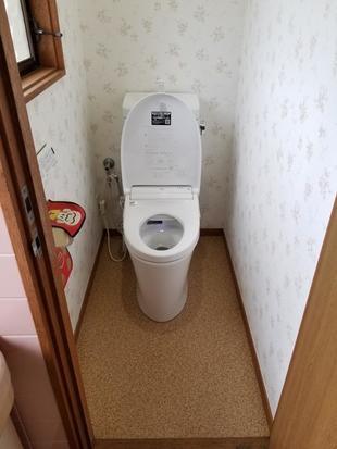さいたま市K様 事務所トイレ工事