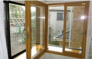 【出窓】PATTOリフォームで、内窓を取り付けました