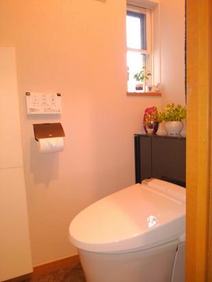 横浜市金沢区O様邸 ホテルのようなトイレに大満足です☆