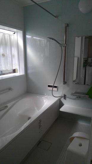 横浜市戸塚区 I様邸 在来の浴室からユニットバスに。健康にも安心なお風呂になりました☆