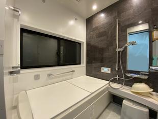疲れを忘れる...、浴室リフォーム