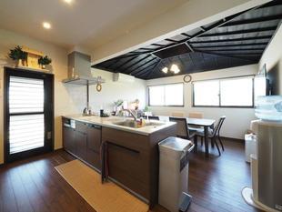 築90年の趣ある佇まいを受け継ぐ 居心地の良い住空間【2】(久留米市・リフォーム)