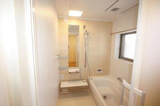 心も体も温まる安全で快適な浴室