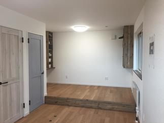 2階にはシアタールームがあるんです!!