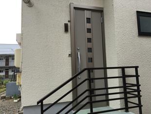 断熱リフォームドア工事