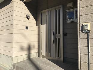 【札幌】W邸リフォーム玄関ドア工事