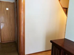 床貼り工事&壁左官補修
