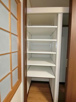 札幌市北区 A様邸 和室改修工事 床の間がクローゼットに変身!