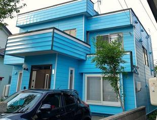 石狩市 Y様邸 外観塗装工事