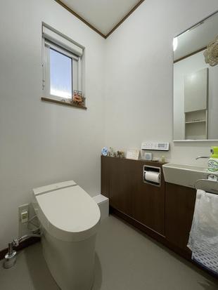 札幌市白石区 H様邸 トイレ交換工事
