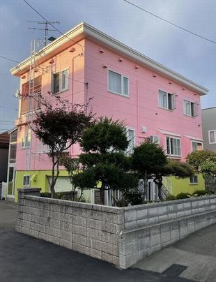 札幌市北区 Y様邸 外壁屋根塗装