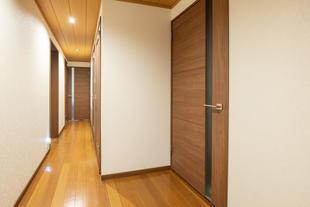 『 上質な玄関空間 』
