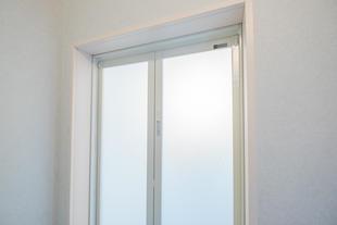 『浴室ドア取替工事』