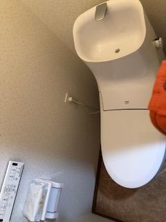 和風トイレから洋風トイレに交換