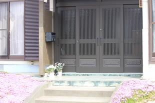 玄関ドア交換工事完成 H様邸
