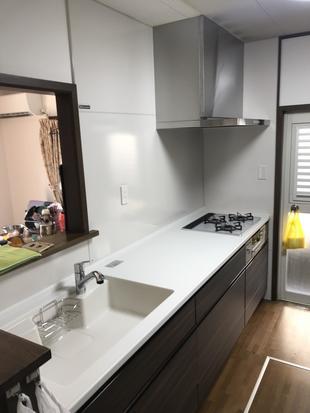 キッチン・UBのリフォーム