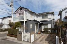 住宅性能とデザイン性アップを両立した外壁塗装