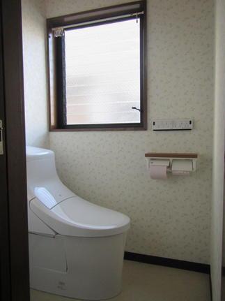 1階のトイレはアメージュZA