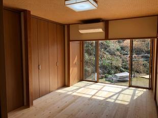 内装リフォーム / 収納にこだわった和室から洋室への快適リフォーム
