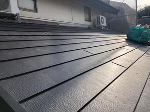 外装リフォーム / ガルテクトの屋根