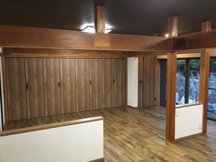内装リフォーム / 古い和室を活かした古民家風リフォーム