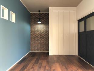 内装リフォーム / 和室をブルックリンスタイルにリフォーム