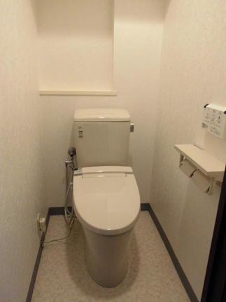 トイレ器具交換