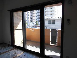 断熱リフォーム~内窓インプラス施工