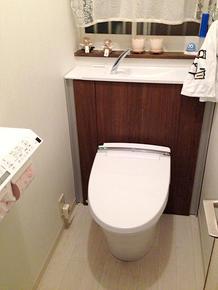 トイレ工事事例 富田林市 A様邸