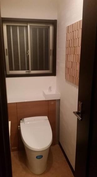 【トイレ施工事例】富田林市