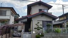 外壁施工事例 橋本市E様邸