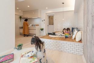 築40年のマンションをリノベーション in 川口市