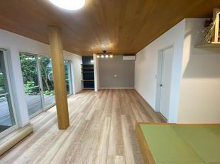日本家屋を現代風の間取りにリフォーム 川口市