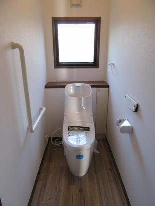 戸建て トイレ改修工事