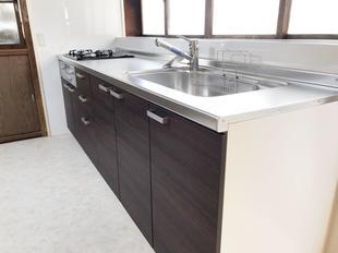 戸建て キッチン改修工事