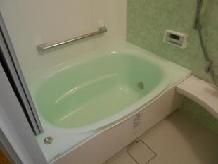 お母様のくつろげる浴室へ