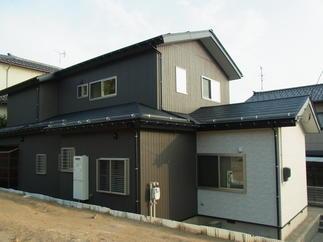 外壁・屋根も張替え