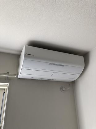 エアコンの交換も当店で!