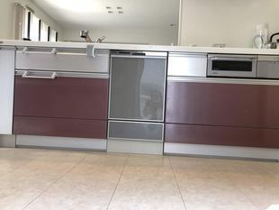 食洗機交換でキッチンもイイ感じ♬