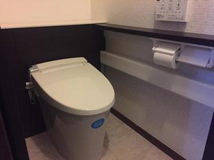 トイレ空間を快適リフォーム