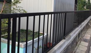 これぞ安心安全リフォーム!~ブロック塀からフェンスへ早替わり~