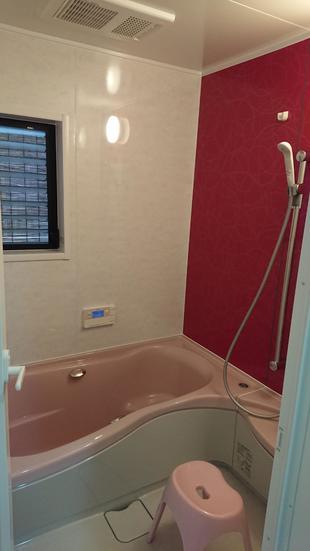 あったか癒しの浴室とスッキリ収納洗面は、快適な毎日を作り出す!