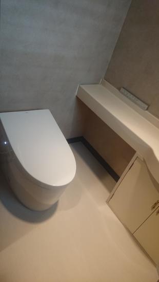 1・2F トイレリフォーム ~憧れのタンクレストイレ~
